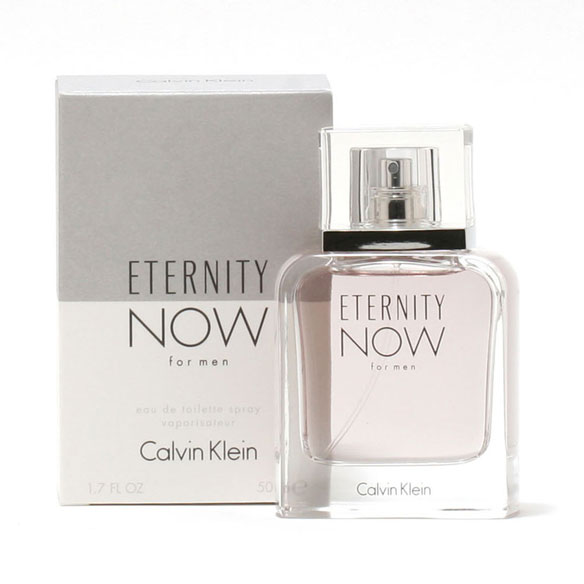 Calvin Klein Eternity Now Men, EDT Spray