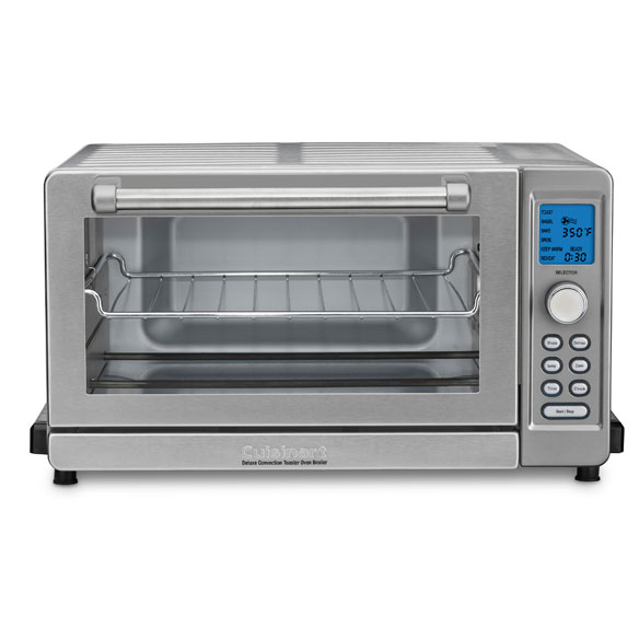 Cuisinart® Deluxe Convection Toaster Oven Broiler - View 1