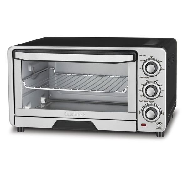 Cuisinart® Custom Classic™ Toaster Oven Broiler - View 1