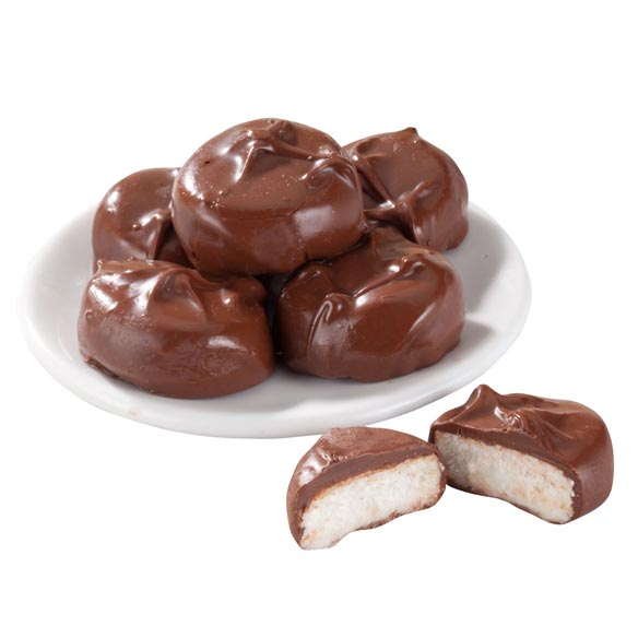 Asher's® Sugar-Free Dark Chocolate Peppermint Patties - View 1