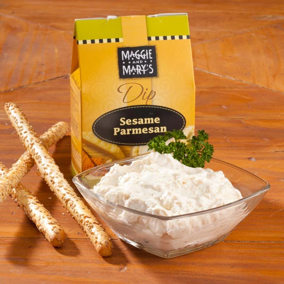 Maggie and Mary's Sesame Parmesan Dip Mix