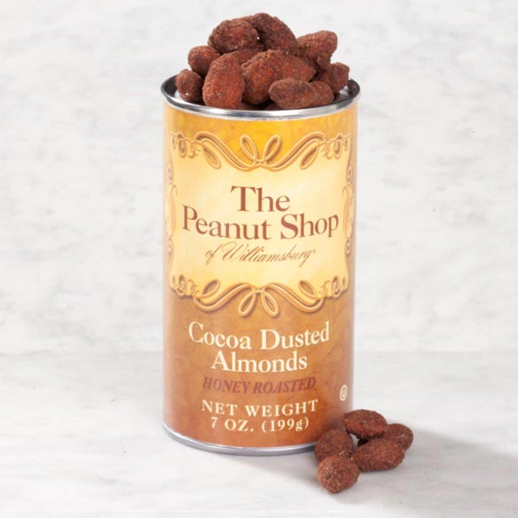 The Peanut Shop® Cocoa Dusted Almonds