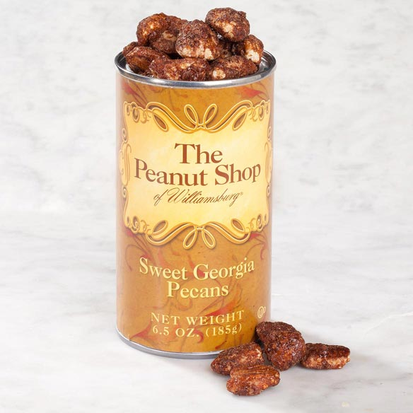 The Peanut Shop® Sweet Georgia Pecans