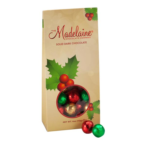 Madelaine® Foil Wrapped Chocolate Balls
