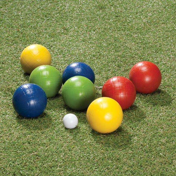 Bocce Ball Yard Set