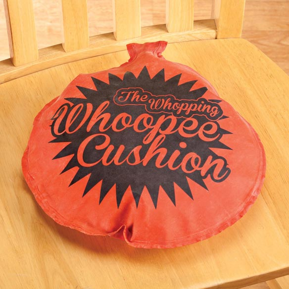 Large Nostalgic Whoopie Cushion