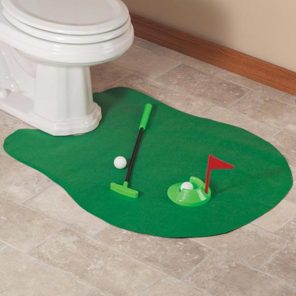 Toilet Golf - View 1