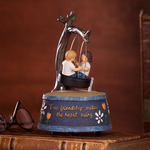 True Friendship Animated Figurine