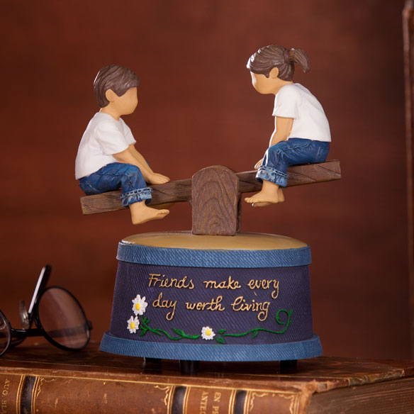 See-Saw Animated Figurine