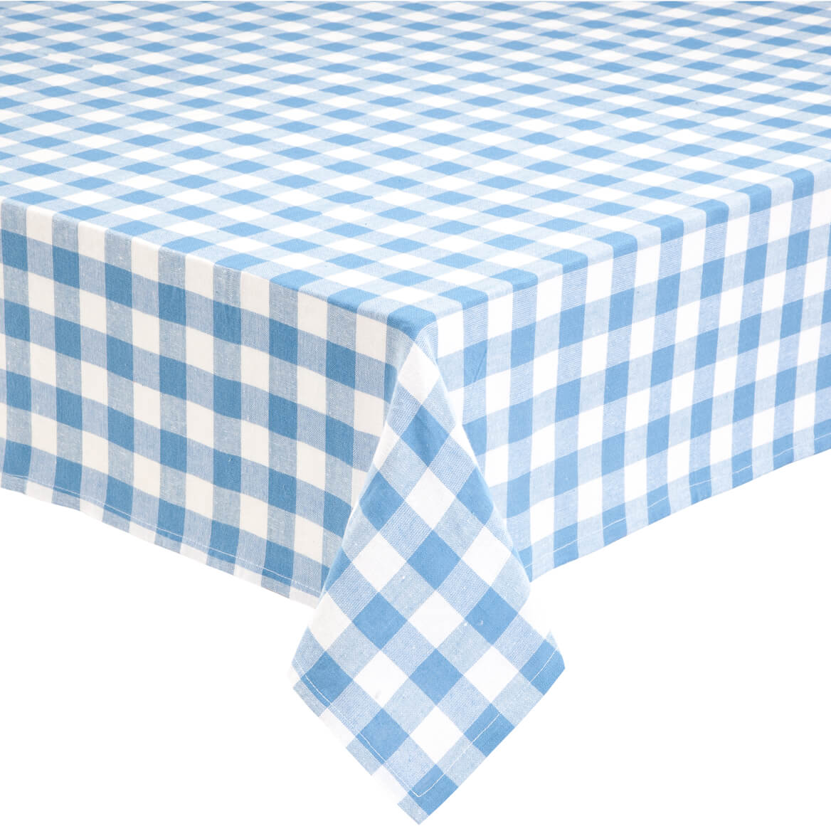 Captivating 100% Cotton Gingham Tablecloth 359112