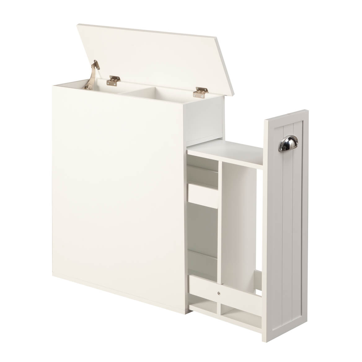 Slim Bathroom Storage Cabinet By OakRidge