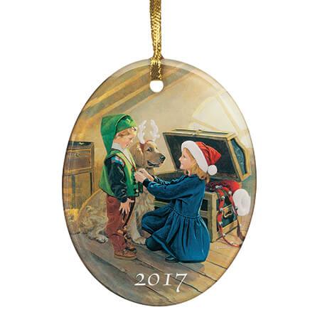 Hummel Ornament - MI Hummel - Hummel Christmas Ornament - Miles ...