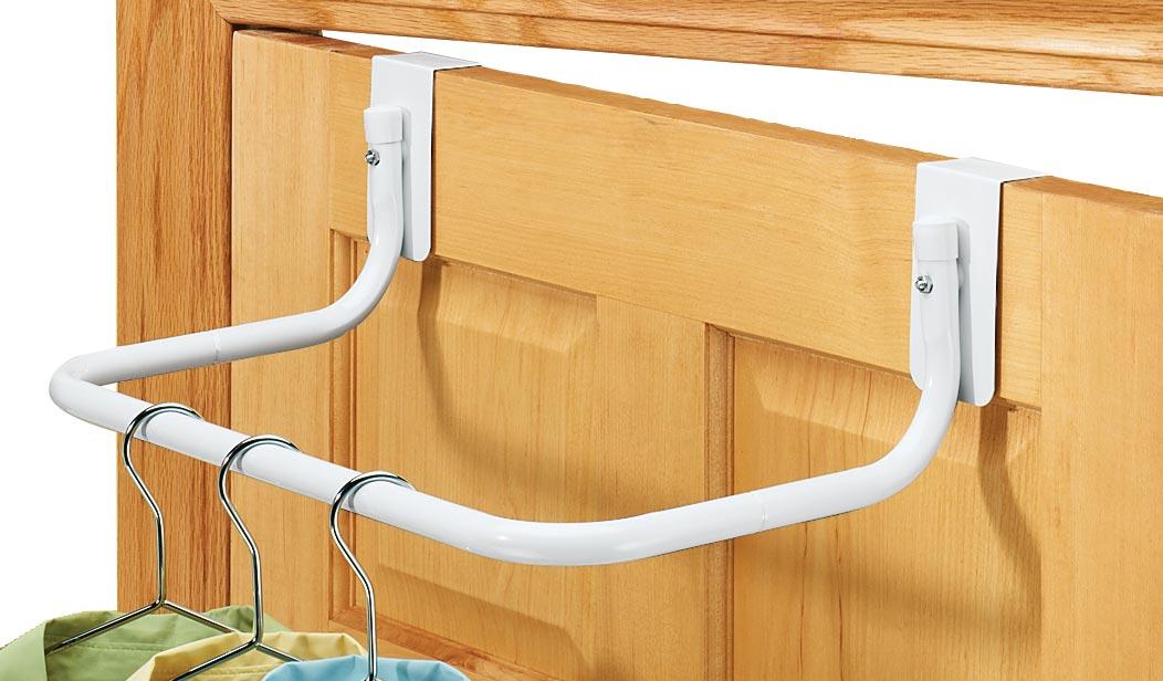 Over The Door Storage Rack Over The Door Racks Miles Kimball