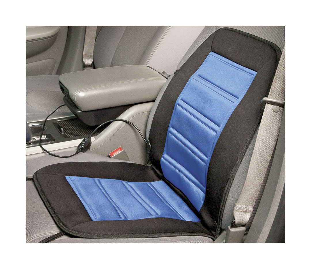 heated auto seat cushion ebay. Black Bedroom Furniture Sets. Home Design Ideas