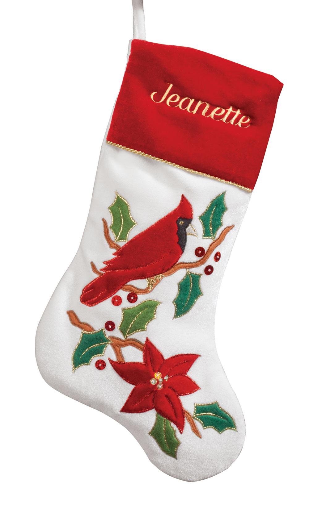 Personalized Christmas Stocking Personalized Stocking
